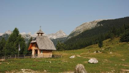 Chapel on Uskovnica