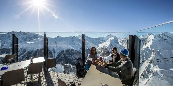 Panorama-Restaurant Sattel