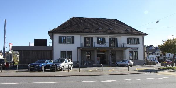 Bahnhof Einsiedeln