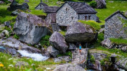 Puntid, Val Calnègia