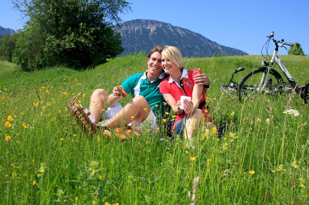 Radeln - @ Autor: Pfronten Tourismus - © Quelle: Pfronten Tourismus/E.Reiter