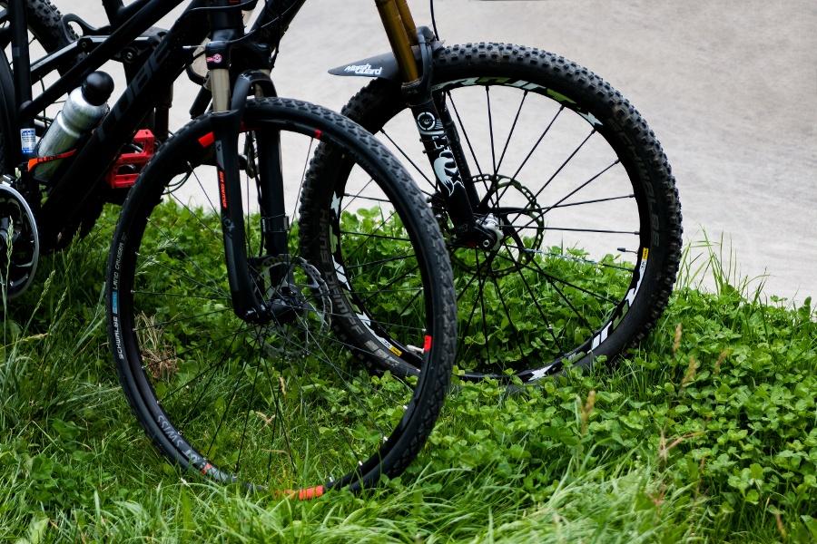 Mountainbiketour rund um den Schwarzenberg