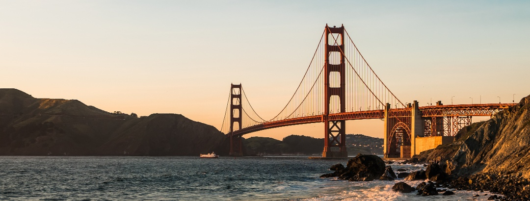 Golden Gate Bridge, San Francisco, Kalifornien