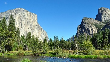 Yosemite National Park, Kalifornien