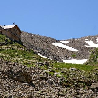 Wildhornhütte.