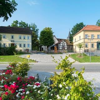 Museumsensemble in Schönau (Hörsel) bei Eisenach