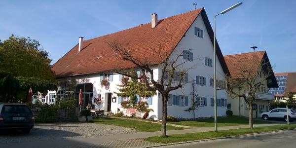 Der Antikhof in Günz