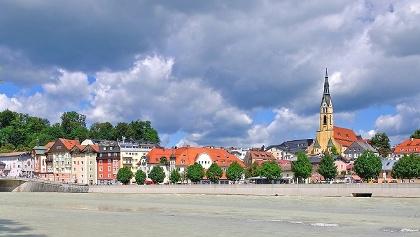Bad Tölz Panorama