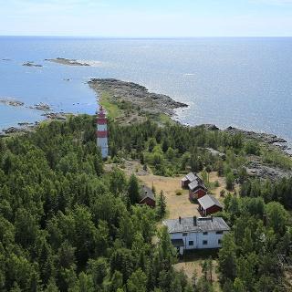 Sälgrund island in Kaskinen