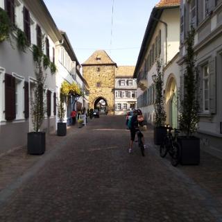Stadtor in Freinsheim
