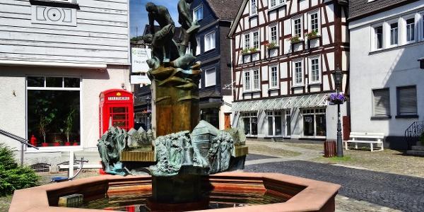Altstadtbrunnen Bad  Laasphe
