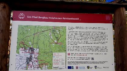 ECO Pfad Bergbau - Holzhausen Reinhardswald