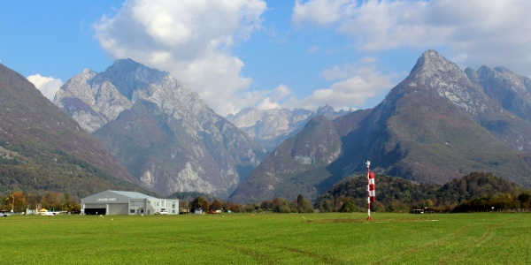 Bovec Airfield