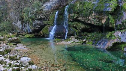 Wasserfall Virje