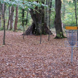 Mein Startpunkt - Disc Golf Anlage Calden