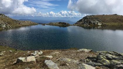 Der Goldlahn oder Samer See