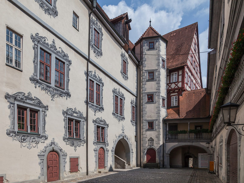Altes Schloss   - © Quelle: Agentur arcos