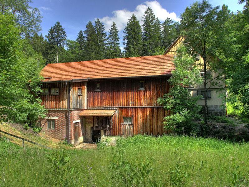 Brandhofer Mühle   - © Quelle: Edgar Layher