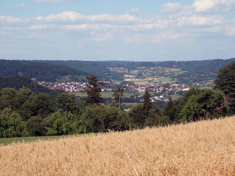 Blick auf Fornsbach   - © Quelle: Agentur arcos