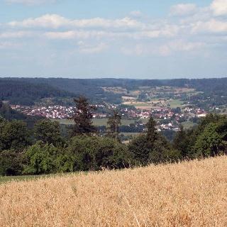 Blick auf Fornsbach