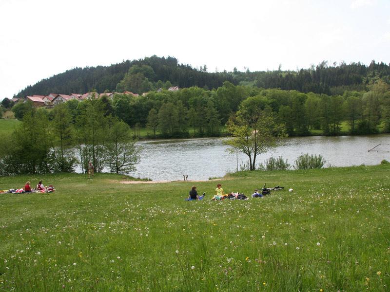 Diebach Stausee   - © Quelle: Agentur arcos