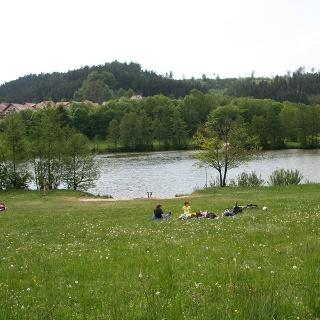 Diebach Stausee