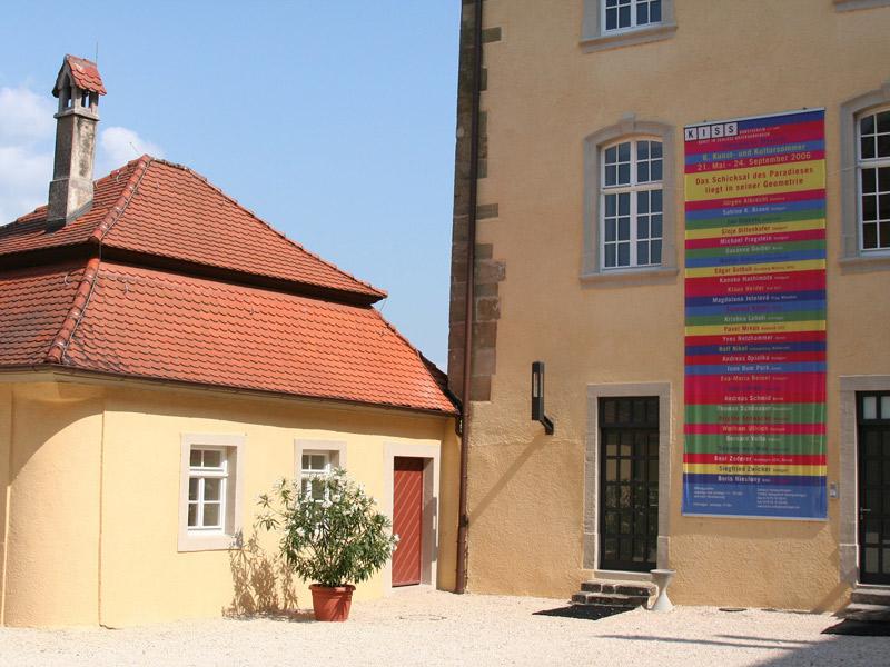 KISS - Kunst im Schloss Untergröningen   - © Quelle: Gemeinde Abtsgmünd