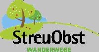 Logo der Streuobst-Wanderwege im Landkreis Lindau (Bodensee)