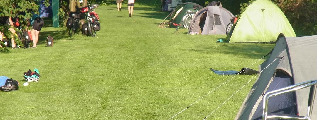 Impression Campingplatz Nesshof