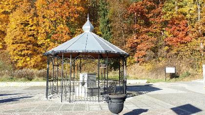 Kurbrunnen in Muszyna