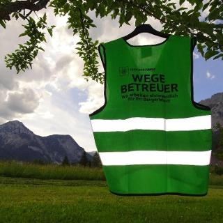 Wir arbeiten ehrenamtlich für ihr Bergerlebnis! Alpenverein Gröbming