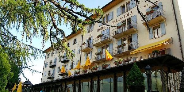 Hotel Bella Tola.
