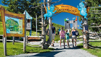 Geisterberg Alpendorf