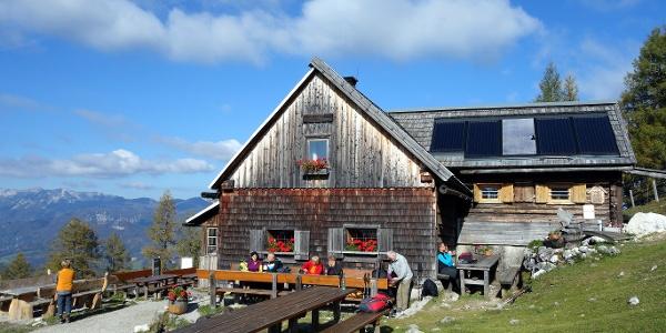 Gowilalm Hütte 1375m