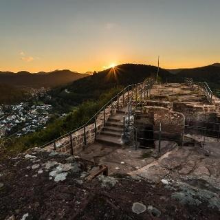 Reichsfeste Falkenburg