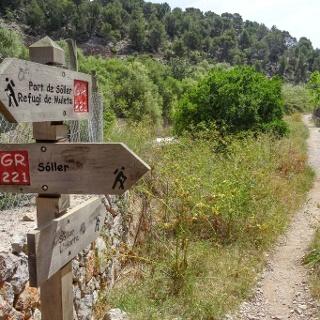 Wanderung nach Sóller