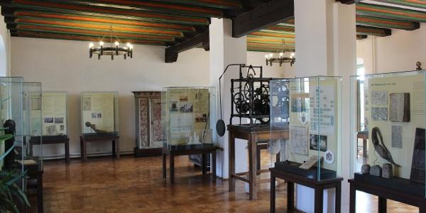 Ausstellung zur Geschichte in der Osterburg