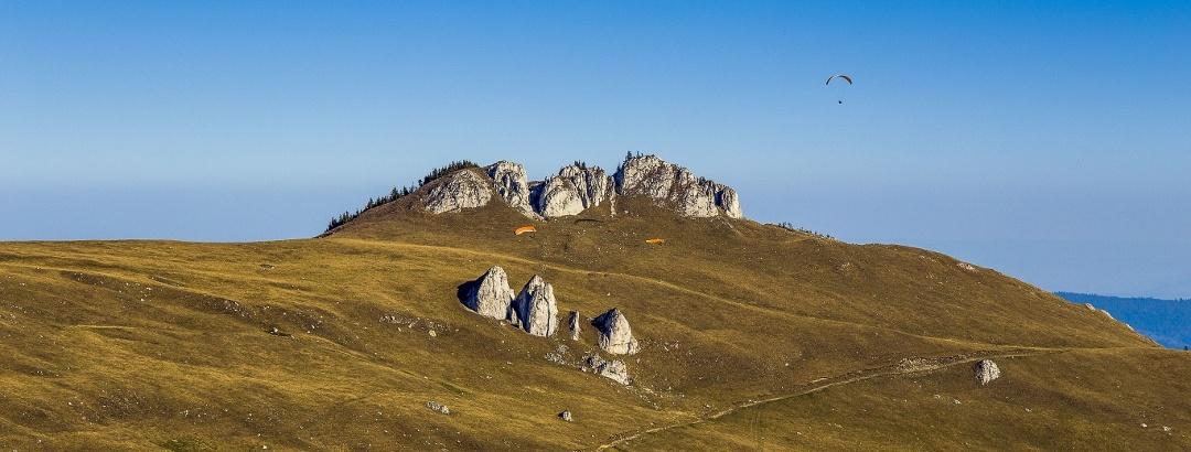 Mountain Rarău - Bucovina