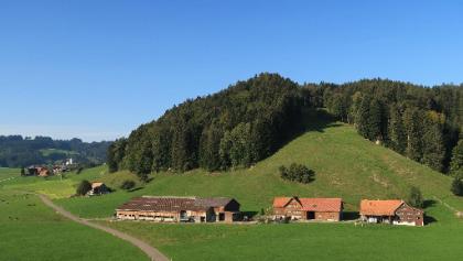 eine Typische Appenzeller Landschaft
