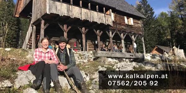 Tag der offenen Tür auf der Bärenriedlau Hütte