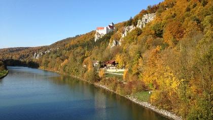 Herbst im Altmühltal