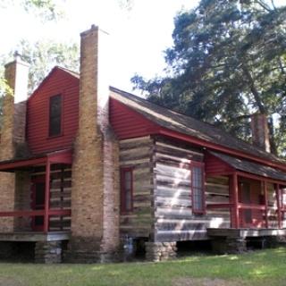 Kolb Farmhouse at Kennesaw Mountain