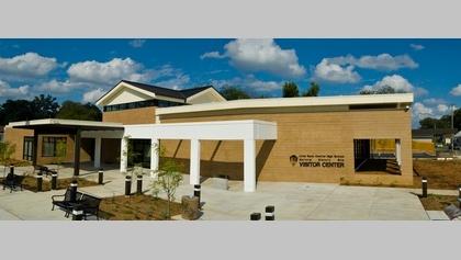 Little Rock Central High School Visitor Center