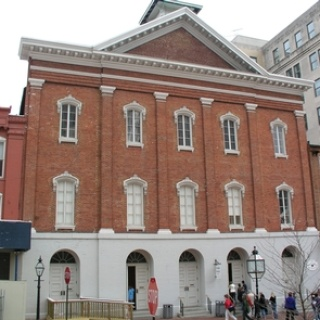 Ford's Theatre Front