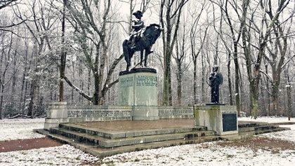 Nathanael Greene Monument