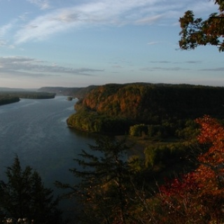 Scenic Overlook at Fire Point