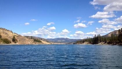 Lake Roosevelt 1
