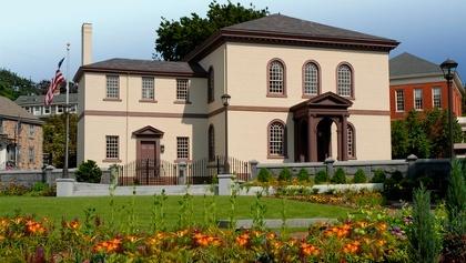 Touro Synagogue Park