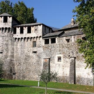 Castello Visconteo.