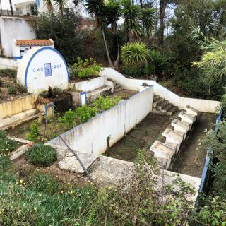 Öffentliches Waschhaus